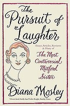 The pursuit of laughter : essays, articles, reviews and diary