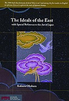 The ideals of the East : with special reference to the art of Japan