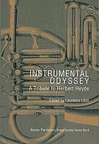 Instrumental odyssey : a tribute to Herbert Heyde