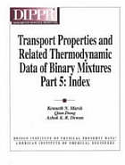 Transport properties and related thermodynamic data of binary mixtures