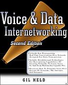 Voice and data internetworking