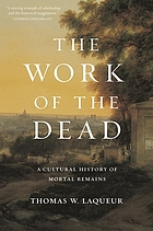 The work of the dead : a cultural history of mortal remains
