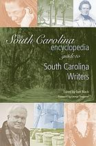 South Carolina encyclopedia guide to South Carolina writers