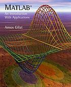 MATLAB : an introduction with applications