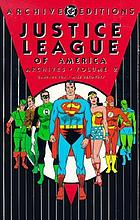 Justice League of America archives. Volume 2