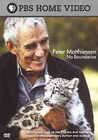 Peter Matthiessen : no boundaries
