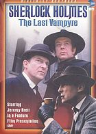 The last vampyre