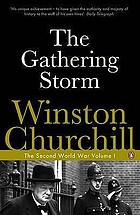The Second World War. 1 The gathering storm.