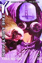 Y, the last man. Girl on girl