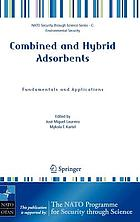 Combined and hybrid adsorbents : fundamentals and applications