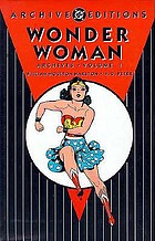 Wonder Woman archives, vol. 1