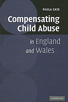 Compensating Child Abuse in England and Wales cover image