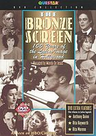 The bronze screen : 100 years of the Latino image in Hollywood cinema