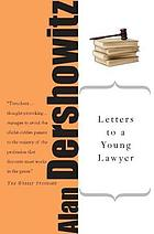 Letters to a Young Lawyer.