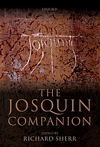The Josquin companion