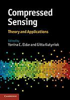 Compressed sensing : theory and applications