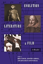 Evolution, literature, and film : a reader