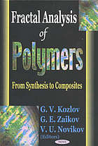 Fractal analysis of polymers : from synthesis to composites