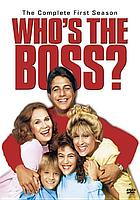 Who's the boss? / The complete first season [disc 2]