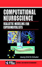 Computational neuroscience : realistic modeling for experimentalists