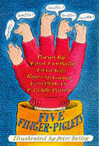Five finger-piglets : poems