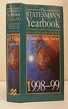 The statesman's year-book 1998-9