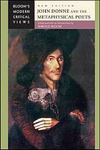 John Donne and the Metaphysical Poets : (New Edition).