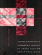 Solutions manual and supplementary materials for Econometric analysis of cross section and panel data