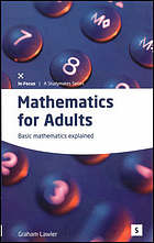 Maths for adults
