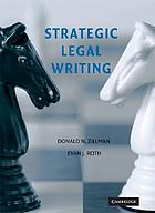 Strategic Legal Writing.