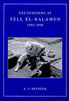 Excavations at Tell el-Balamun, 1995-1998