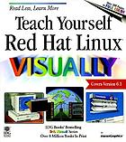 Teach yourself Red Hat Linux visually