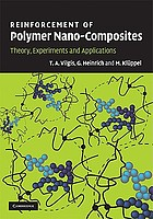 Reinforcement of polymer nano-composites : theory, experiments and applications
