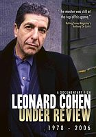 Leonard Cohen : under review, 1978-2006