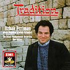 Tradition : Itzhak Perlman plays popular Jewish melodies.
