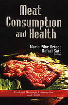 Meat consumption & health