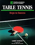Table tennis : steps to success