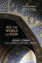 All the world an icon : Henry Corbin and the angelic function of beings