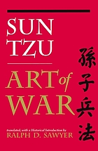 The art of war = Sun zi bing fa