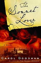 The sonnet lover : a novel