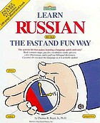 Learn Russian the fast and funway