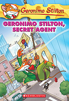 Geronimo Stilton, secret agent