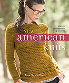 New American knits : classic sportswear patterns