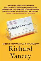 The highly effective detective : a Teddy Ruzak novel