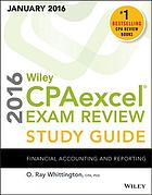 Wiley CPAexcel exam review study guide January 2016. Regulation