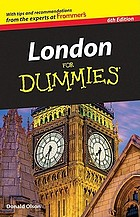 London For Dummies.