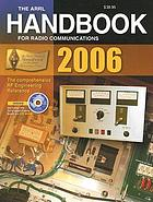 The ARRL handbook for radio communications, 2006.