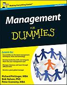 Management For Dummies.