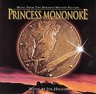Princess Mononoke : music from the Miramax motion picture