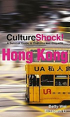 CultureShock! Hong Kong.